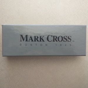 Mark Cross Accessories - New with Box: Vintage Mark Cross keyring